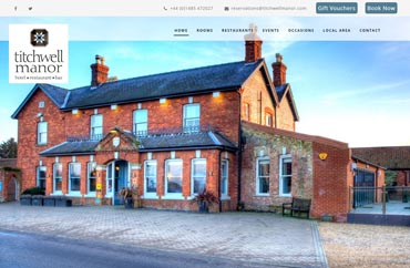 Website design Norfolk